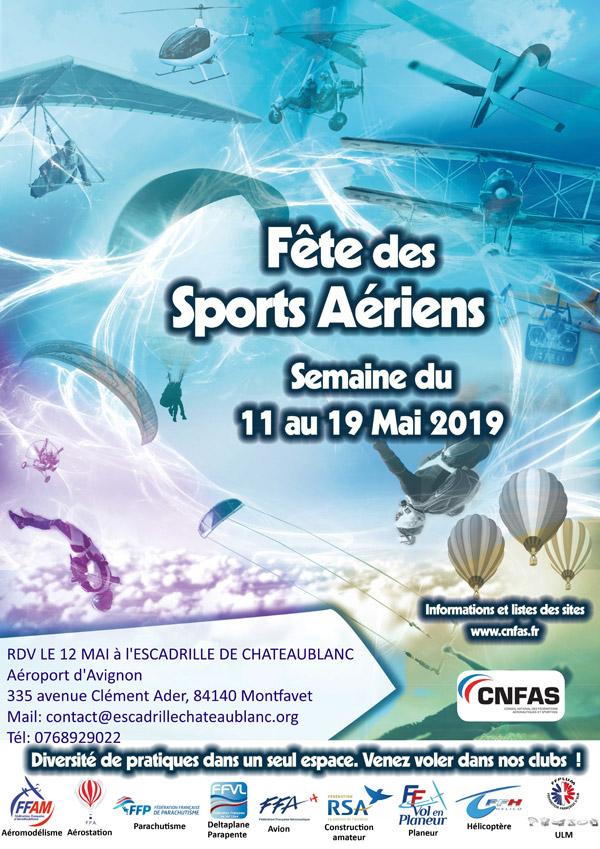 Fête des sports aériens